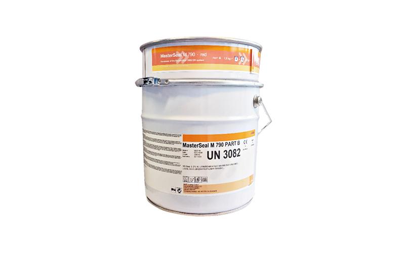 MasterSeal® M 790 : membrane pour l'étanchéité et la protection des bétons - Batiweb