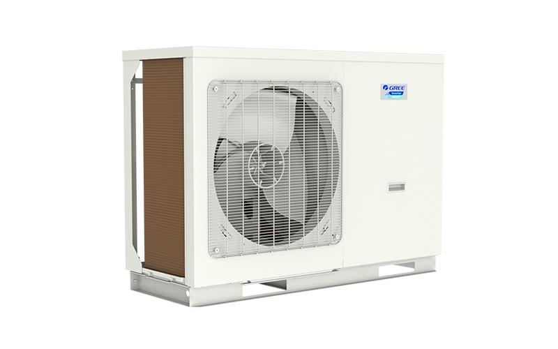 Versati III Monobloc : pompe à chaleur air/eau - Batiweb