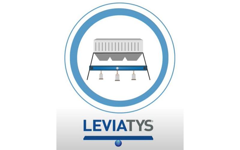 Léviatys : méthode d'étalonnage de bascule de production avec vérins - Batiweb