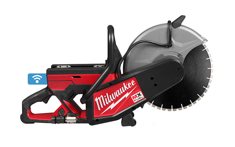 Découpeuse MX FUEL MXF COS350 - Batiweb