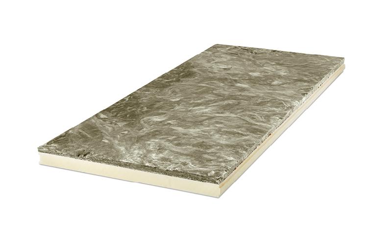 Utherm Wall L Comfort : la combinaison gagnante Polyuréthane et laine de verre - Batiweb