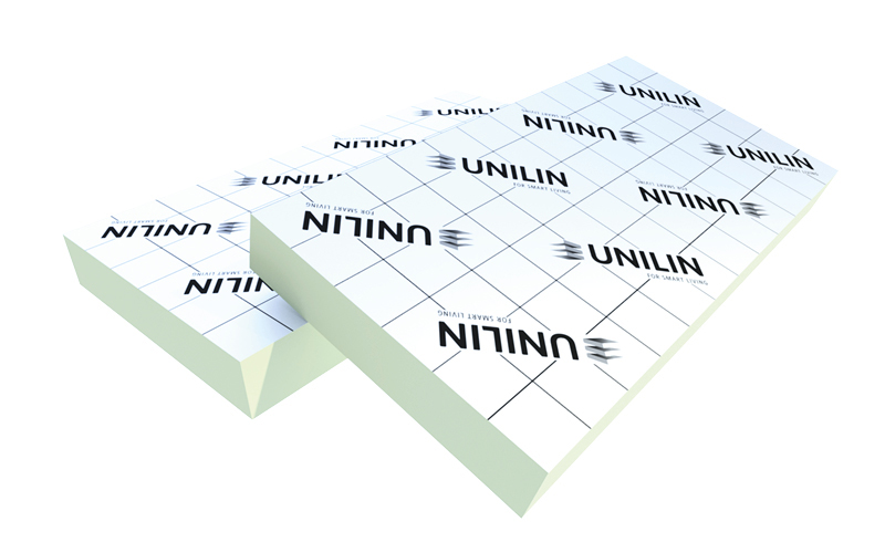Utherm Roof L : la solution Unilin d'isolation sous étanchéité des toitures terrasses - Batiweb