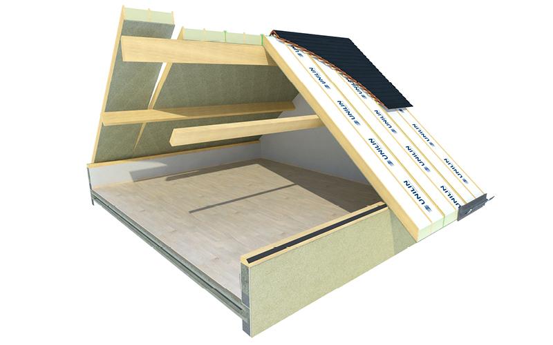 Usystem Roof OS : la solution isolante 3 en 1 à haute résistance mécanique - Batiweb