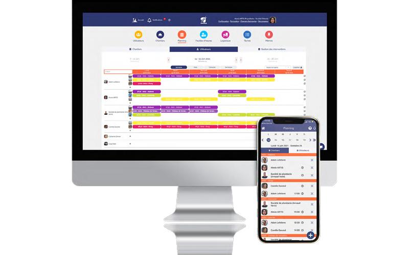Sage e-SAV Alobees : logiciel de gestion des interventions et dépannag - Batiweb
