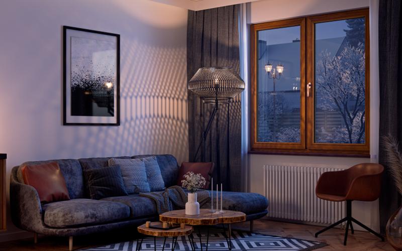 Koncept 2.0 : une fenêtre aux formes simples qui s'intègre parfaitement à tout type d'habitation - Batiweb