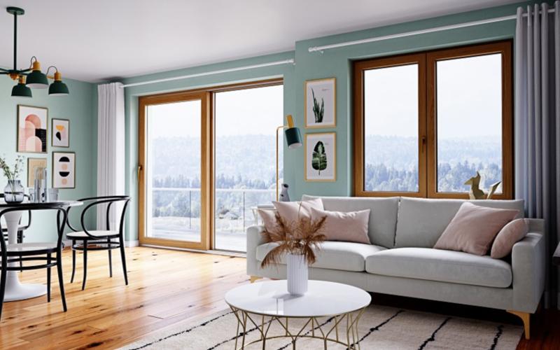 Slide : une version moderne du confort - Batiweb