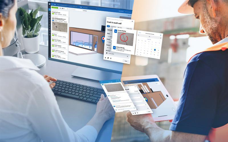 PlanRadar : plateforme numérique - Batiweb