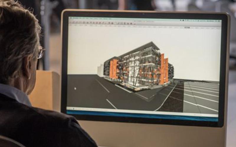 Formation Afpa : Technicien, technicienne d'études bâtiment en dessin de projet - Batiweb