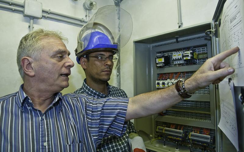 Formation Afpa : Électricien, électricienne - Batiweb