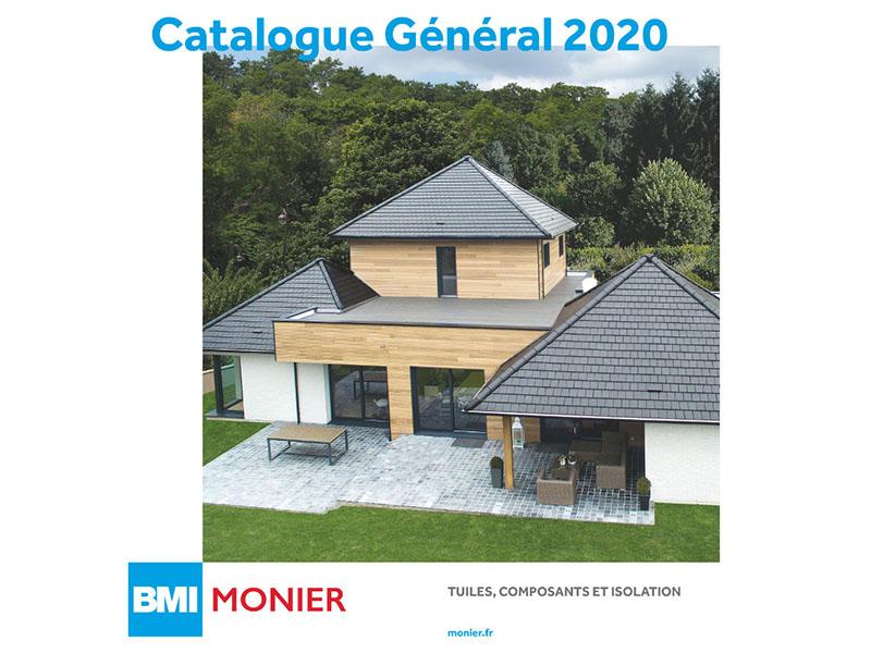 Découvrez le catalogue général BMI Monier: des solutions complètes pour les toits en pente - Batiweb