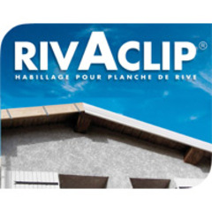 RIVACLIP® habillage pour planche de rive - Batiweb