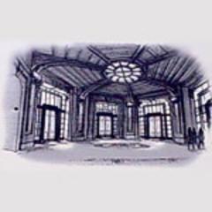 Le Grand Palais confie aux Ateliers Boullet la réalisation des planchers vitrés coupe-feu 90 minutes des Rotondes
