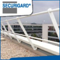 SECURIGARD®, Protection collective et définitive contre les chutes de hauteur