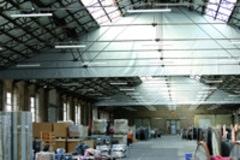 Ecrans de cantonnement et rideaux de compartimentage AIRSUN : sécurité, fiabilité et discrétion Batiweb