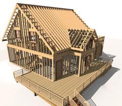 Logiciels CAO 3D pour l'aménagement, l'architecture et la construction bois. Batiweb
