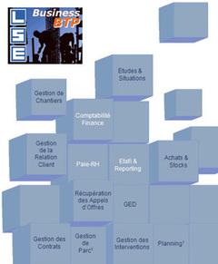 LSE Business BTP : bâtissons VOTRE solution de gestion
