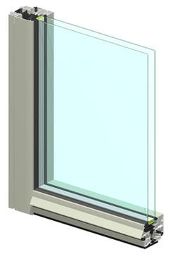 Nouvelle génération de fenêtres et portes-fenêtres en aluminium - Batiweb