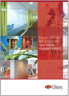 Nouvelle brochure générale Clips - Batiweb