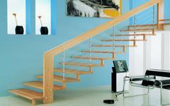 L'escalier suspendu de Créateur d'escaliers TREPPENMEISTER   -   un escalier en accord avec votre intérieur - Batiweb