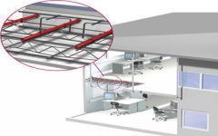 REHAU innove pour l'avenir : nouvelles surfaces actives REHAU pour le tertiaire - Batiweb