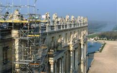 Echafaudage Multidirectionnel BRIO – Château de Versailles - France - Batiweb