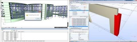 Le logiciel Scia Engineer 2011 de Nemetschek - Batiweb