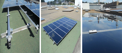 Siplast lance Icosun T-Fix, la solution photovoltaïque rigide ultra-fiable