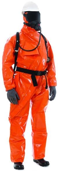 Vêtement de protection chimique DRÄGER CPS 5800