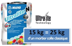 Ultralite® N : 60% de rendement en + Batiweb