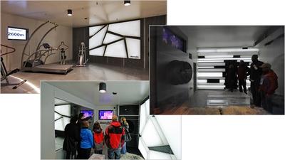 Une chambre froide en HI-MACS®, un test qui donne des frissons! Batiweb