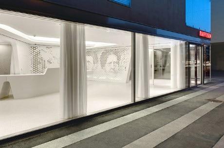 Raiffeisen Bank Zurich par NAU Architecture et DGJ
