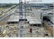 CGM réalise le parking du centre commercial Atlantis à Saint-Herblain Batiweb