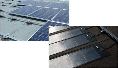 Soprasolar®, solutions d'étanchéité photovoltaïque du groupe SOPREMA (spécialiste mondial de l'étanchéité) Batiweb