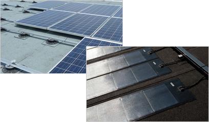 Soprasolar®, solutions d'étanchéité photovoltaïque du groupe SOPREMA (spécialiste mondial de l'étanchéité)