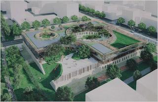 Découvrez le futur éco-quartier de Bordeaux Lac 1 - Batiweb