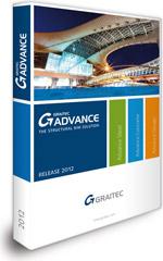 GRAITEC Advance® 2012: première version multiplateforme pour la solution BIM Structure de Graitec