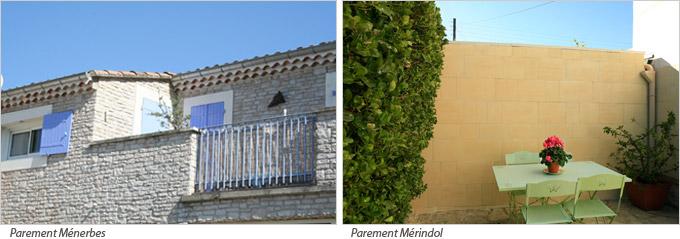 Nouveautés Carré d'Arc : Parements muraux - Batiweb