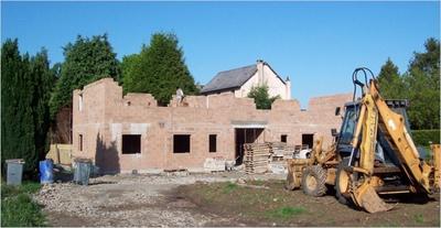 Le premier bâtiment collectif BBC de Normandie en blocs béton isolants Batiweb