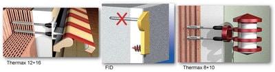 Toute une gamme de fixations pour l'Isolation Thermique par l'Extérieur (ITE). Batiweb