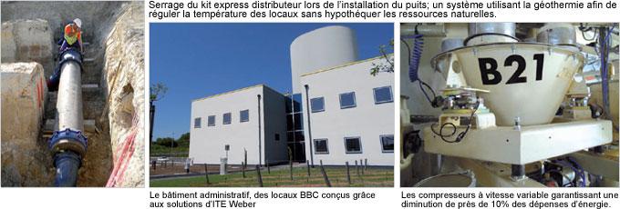 Nouveau site de production Weber de Château-Thébaud (44) : l'alliance du développement, de la proximité et du respect de l'environnement