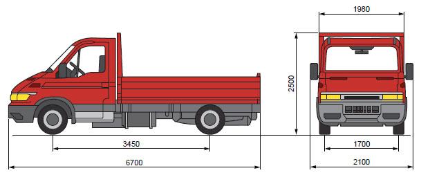 Indispensable pour vous assister dans vos travaux de fin d'été : le camion-benne LOXAM - Batiweb