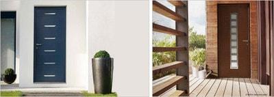 Portes K•LINE  2012: hautes performances & design ! Batiweb