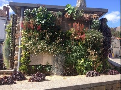 4 fonctions en un seul panneau : Bipalis Jardin vertical Batiweb