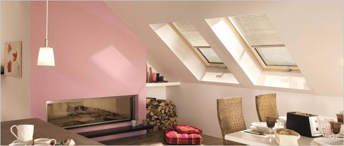 La fenêtre de toit tout-en-un RT 2012 pour toitures ardoisées