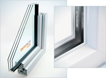 SWISSPACER V, l'intercalaire Warm-Edge le plus performant du marché Batiweb
