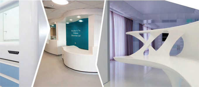 Design & bien-être avec la pierre acrylique nouvelle génération HI-MAC S® - Batiweb