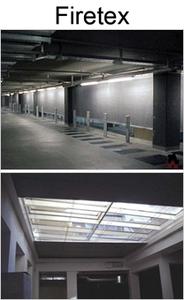 Ecrans de cantonnement et rideaux de compartimentage AIRSUN Batiweb
