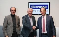 RENSON® et Omega Pharma – Quick-Step Cycling Team concluent un accord de partenariat - Batiweb