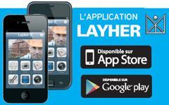 LAYHER lance son application mobile, un outil de travail incontournable aux services multiples Batiweb