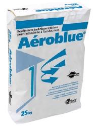 Aéroblue®, la solution Placo® pour l'étanchéité à l'air dans l'habitat